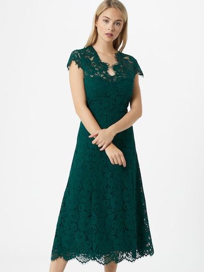 IVY & OAK Kleid 'Lace' in dunkelgrün, Modelansicht