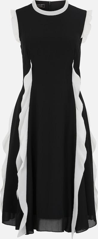 APART Kleid in schwarz   weiß  Mode neue Kleidung