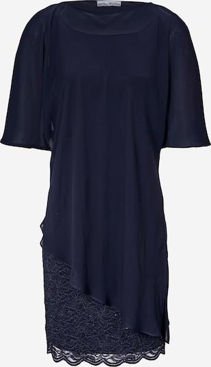 heine Robe de cocktail en bleu nuit, Vue avec produit