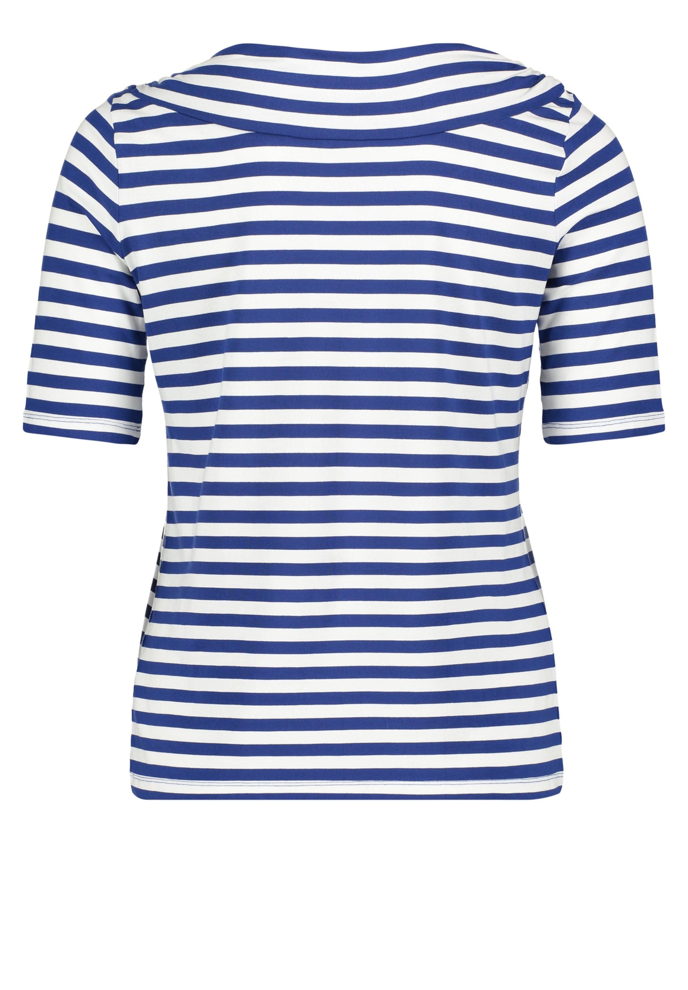 Halbarm shirt BlauWeiß Barclay In Betty dCWroexB