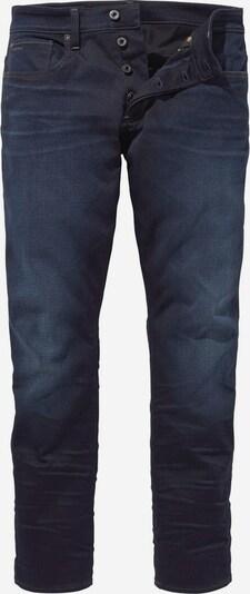 G-Star RAW Jeans '3301 Tapered' in blau, Produktansicht