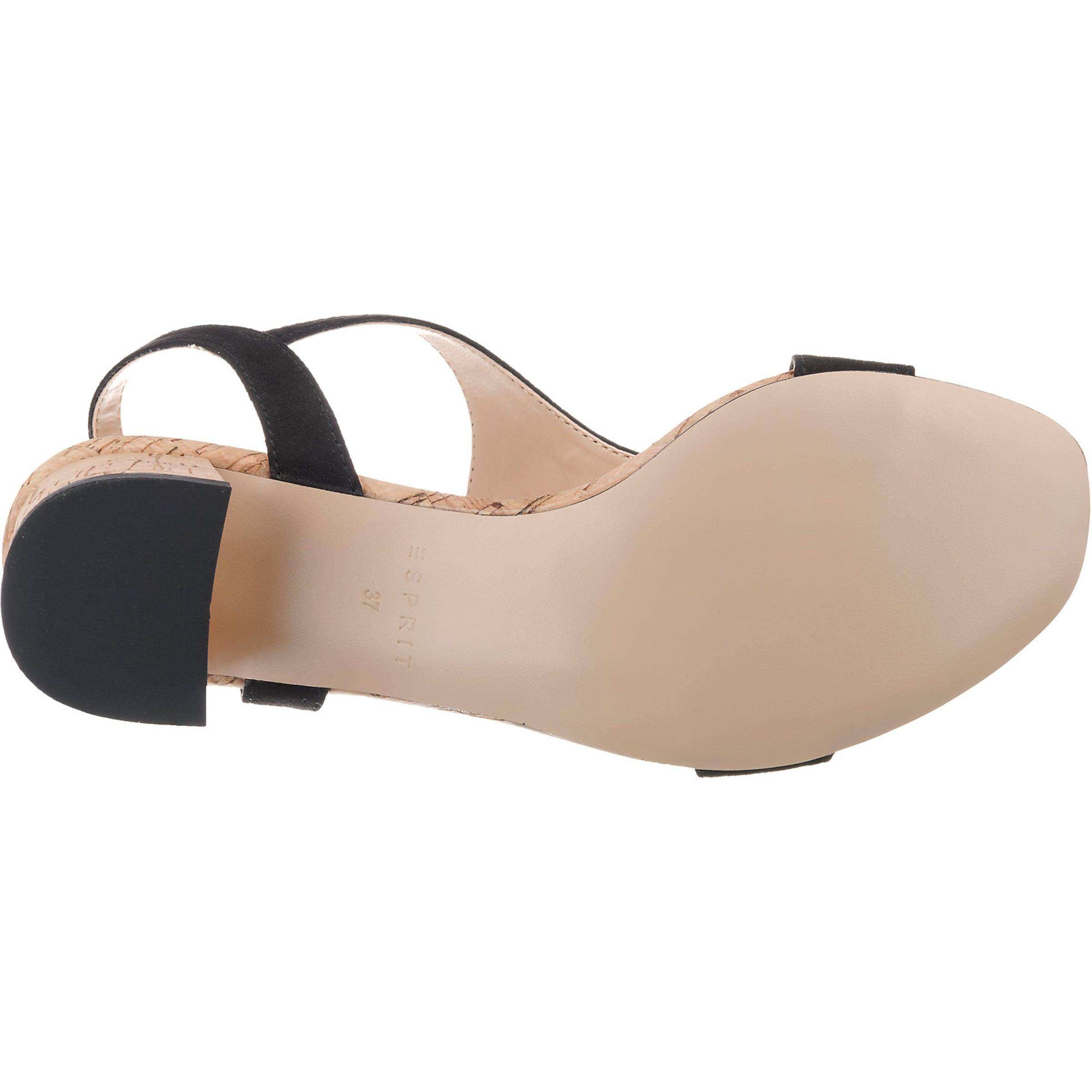 In Sandals 'doris Rcxtshqd Sandal' Nero Esprit mOvn80wN