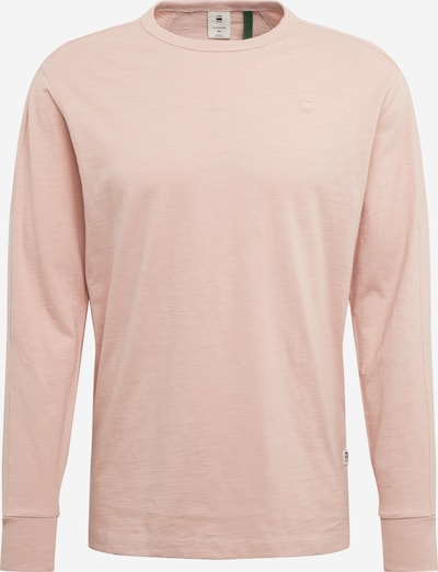 G-Star RAW Shirt 'Korpaz' in rosa, Produktansicht