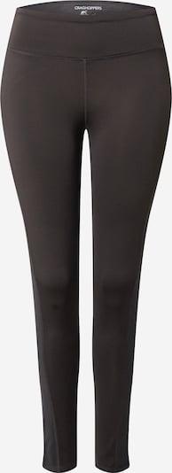 CRAGHOPPERS Športové nohavice 'NosiLife Luna' - námornícka modrá / čierna, Produkt