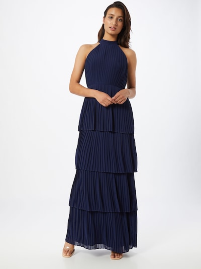 TFNC Kleid in navy, Modelansicht