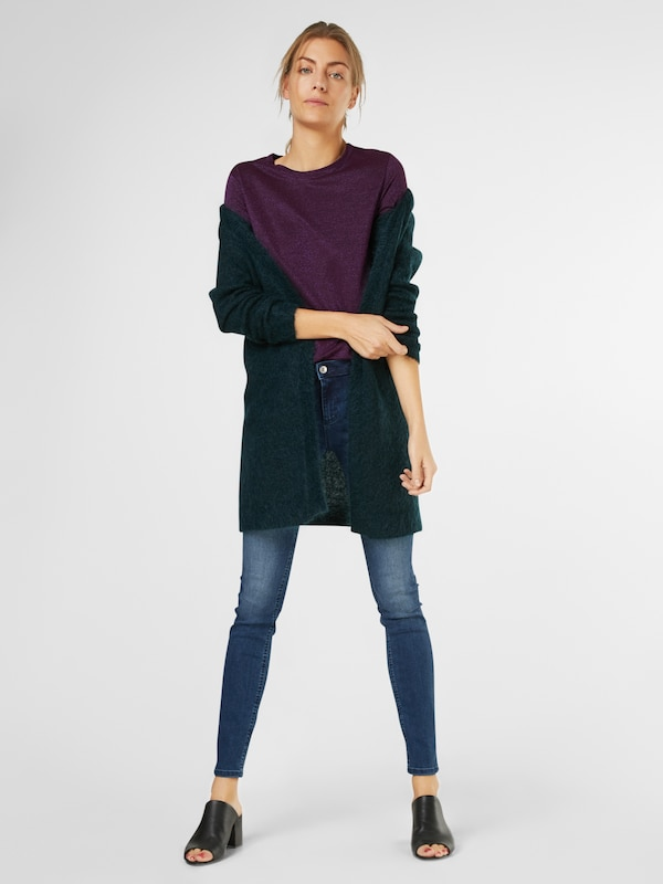 TOM TAILOR Slimfit Jeans 'Alexa dark blue'