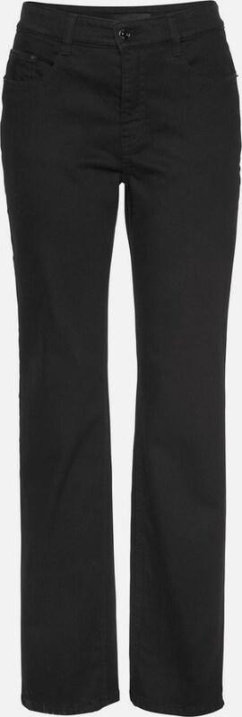 MAC Jeans 'Stella' in schwarz  Große Preissenkung