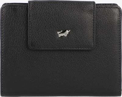 Braun Büffel Geldbörse 'Miami' in schwarz, Produktansicht