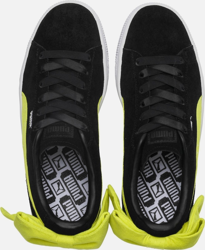 PUMA Sneaker 'Suede Bow Bow Bow Block' 46d17e