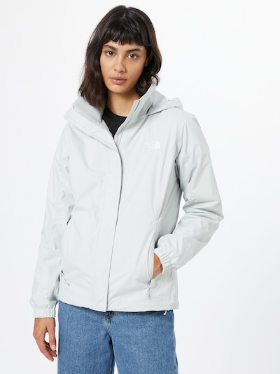 THE NORTH FACE Jacke 'Resolve 2' in weiß: Frontalansicht