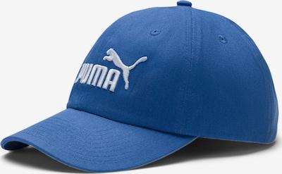 PUMA Cap 'Essentials' in blau, Produktansicht