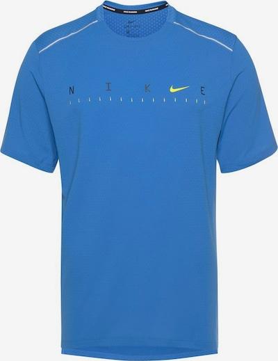 NIKE Funkcionalna majica | nebeško modra barva, Prikaz izdelka