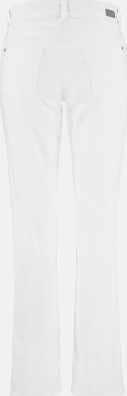 MAC MAC MAC Stretch-Jeans 'Melanie' in weiß  Neuer Aktionsrabatt b817a0