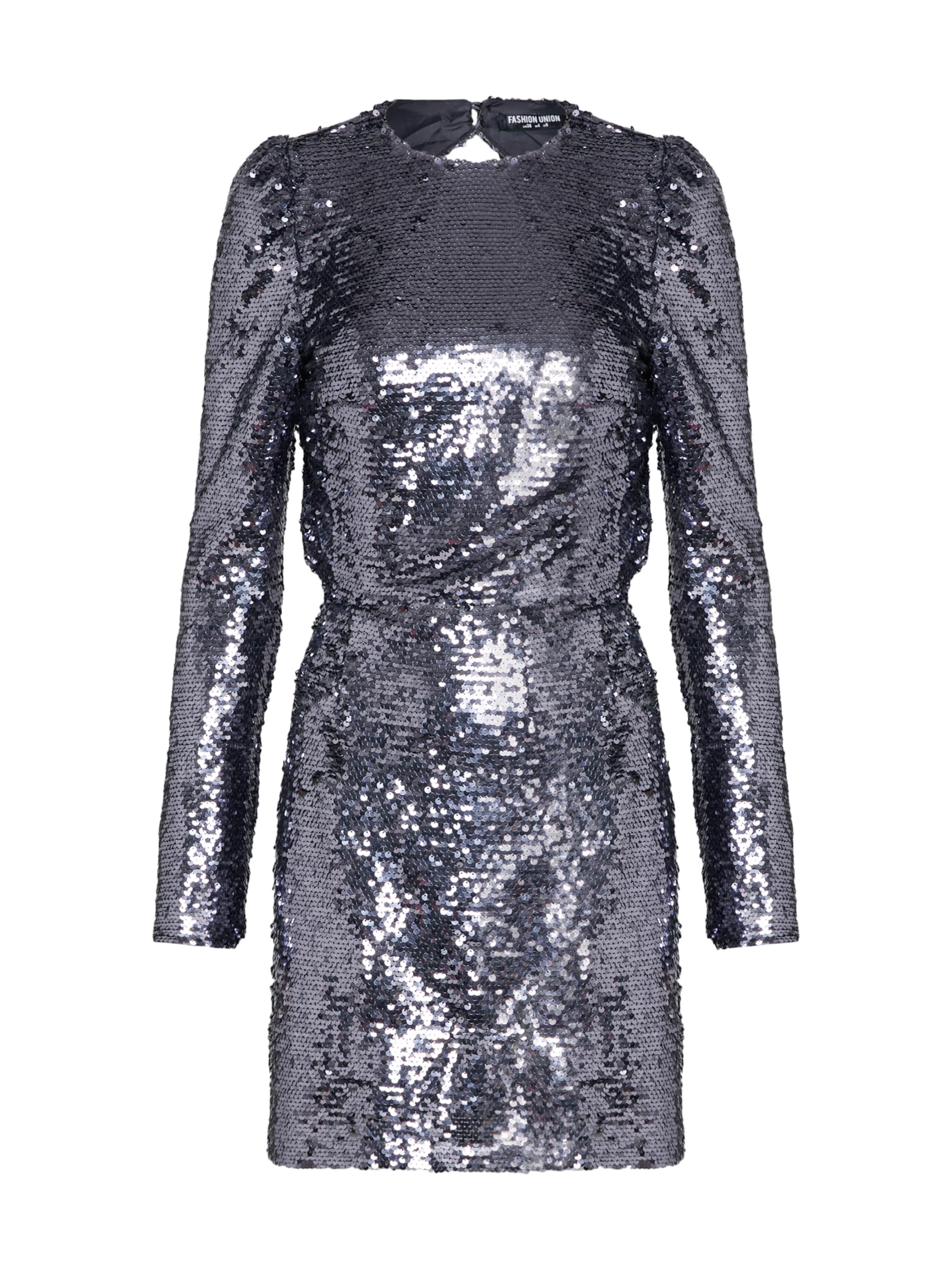 Fashion In Union 'rando' Silber Kleid qL35R4cAj