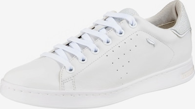 GEOX Sneaker 'Jaysen' in silber / weiß, Produktansicht
