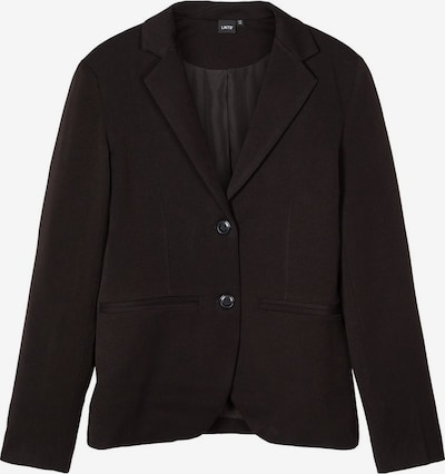 NAME IT Blazer in schwarz: Frontalansicht