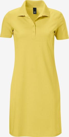 B.C. Best Connections by heine Polokleid in gelb, Produktansicht