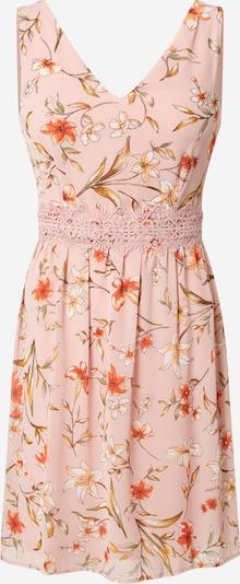 VILA Letné šaty 'VIMILINI' - olivová / ružová / červená, Produkt