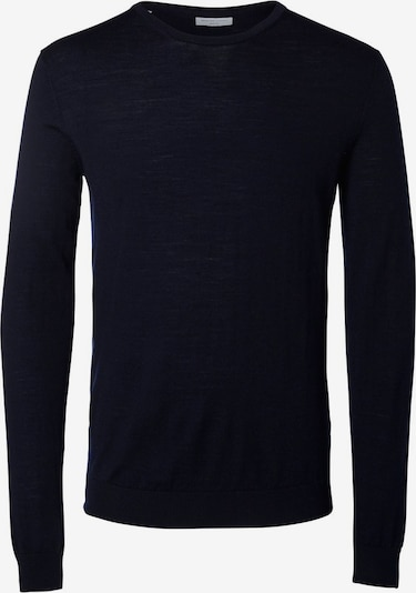 SELECTED HOMME Strickpullover in navy, Produktansicht