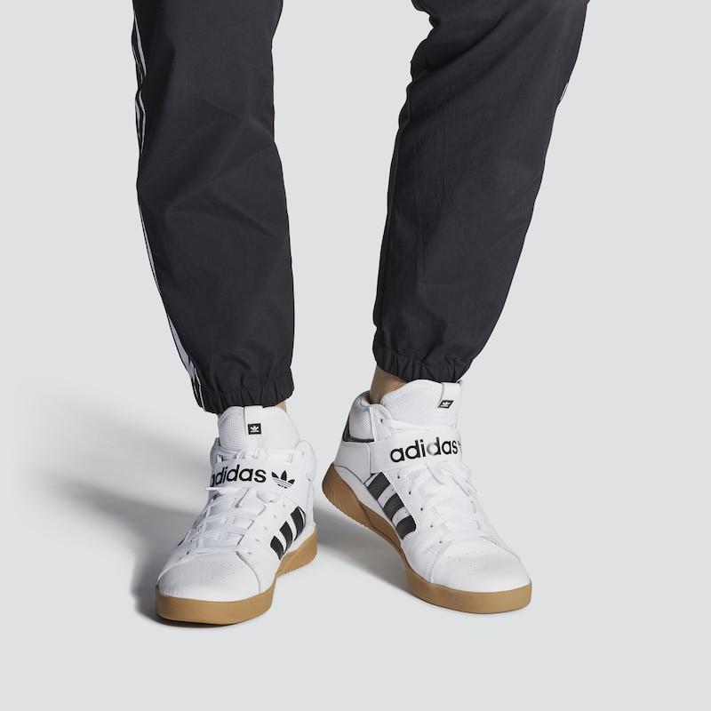adidas Originals Sneaker VRX Mid schwarz weiß Schnürung