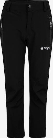 ZigZag Regenhose 'Nucla W-PRO' in schwarz, Produktansicht