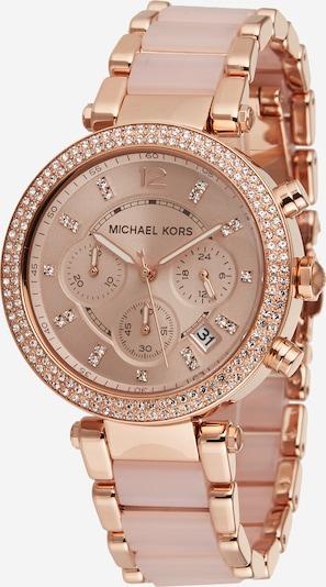 Michael Kors Analoginen kello 'PARKER' värissä pronssi / roseekulta, Tuotenäkymä