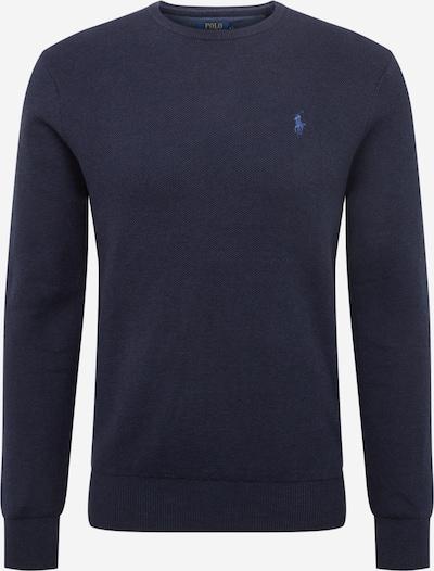 POLO RALPH LAUREN Sweter 'PIMA COTTON-LS CN PP' w kolorze granatowym, Podgląd produktu
