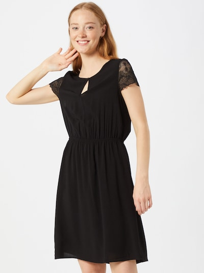 VERO MODA Kleid 'Nina' in schwarz, Modelansicht