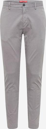 HUGO Pantalon chino 'David' en gris, Vue avec produit