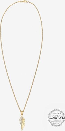 ELLI Ketting 'Flügel' in de kleur Goud, Productweergave