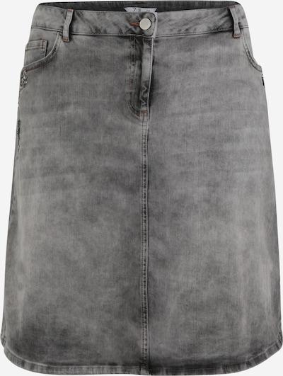 Z-One Rock 'Davine' in grau, Produktansicht
