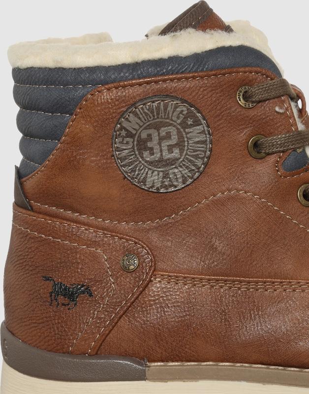 Haltbare | Mode billige Schuhe MUSTANG | Haltbare Schnürboot Schuhe Gut getragene Schuhe c04742