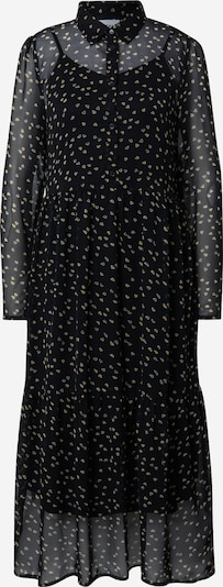 ICHI Blousejurk 'Betty' in de kleur Zwart, Productweergave
