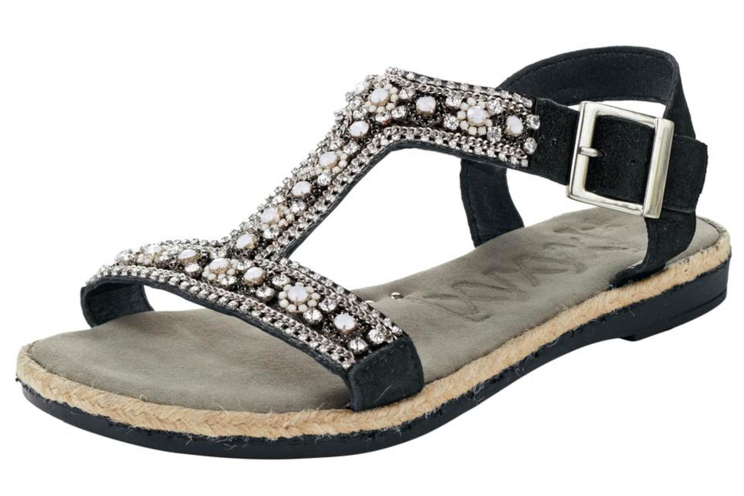 Haltbare Mode billige Schuhe heine | Sandalette Schuhe Gut getragene Schuhe