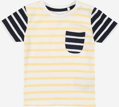 NAME IT T-Shirt 'Hetik' in beige / gelb / schwarz, Produktansicht