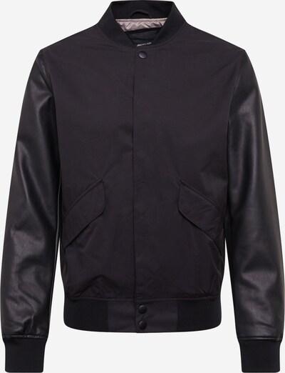 JACK & JONES Prehodna jakna | črna barva, Prikaz izdelka