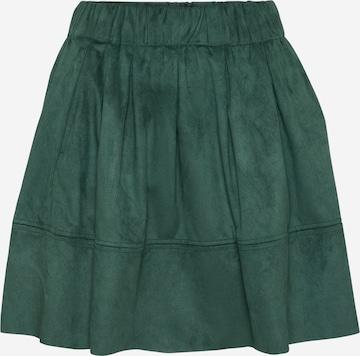 Moves Skater Skirt 'Kia' in Green