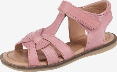 BISGAARD Sandalen in rosa, Produktansicht