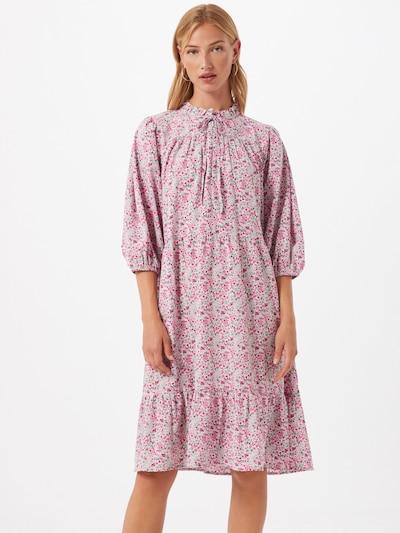 SISTERS POINT Kleid in mischfarben / pink: Frontalansicht
