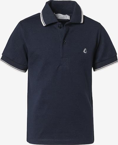 PETIT BATEAU Shirt in schwarz / weiß, Produktansicht