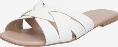 Dorothy Perkins Slipper in weiß, Produktansicht