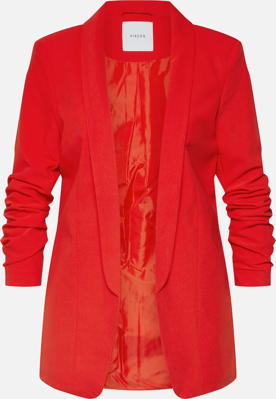Rouge Orangé Pieces Blazer En XZkwOiPuT