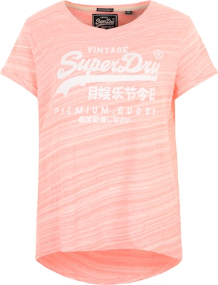 Superdry Shirt im Boyfriend-Fit