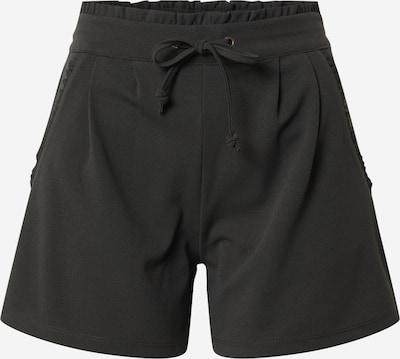 JACQUELINE de YONG Shorts 'NEW CATIA' in dunkelgrün, Produktansicht
