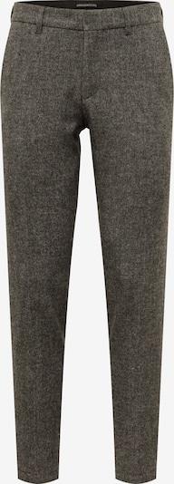 DRYKORN Pantalon chino 'SIGHT' en gris foncé, Vue avec produit