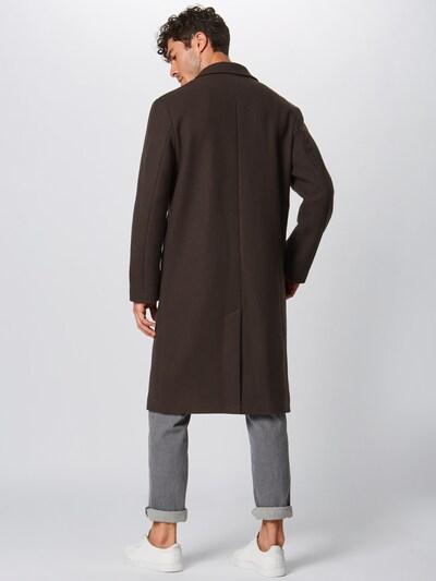 Rudeninis-žieminis paltas 'LYON' iš Filippa K , spalva - ruda: Vaizdas iš galinės pusės