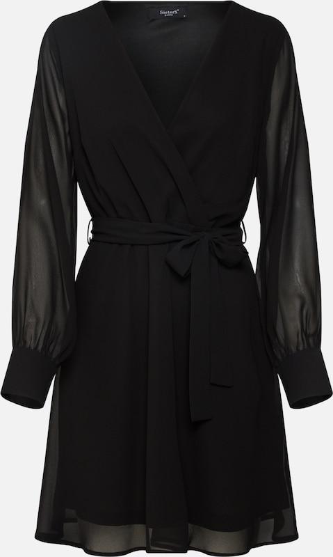 En Sisters Noir 'gerdo Point Robe dr' DIE2H9YW