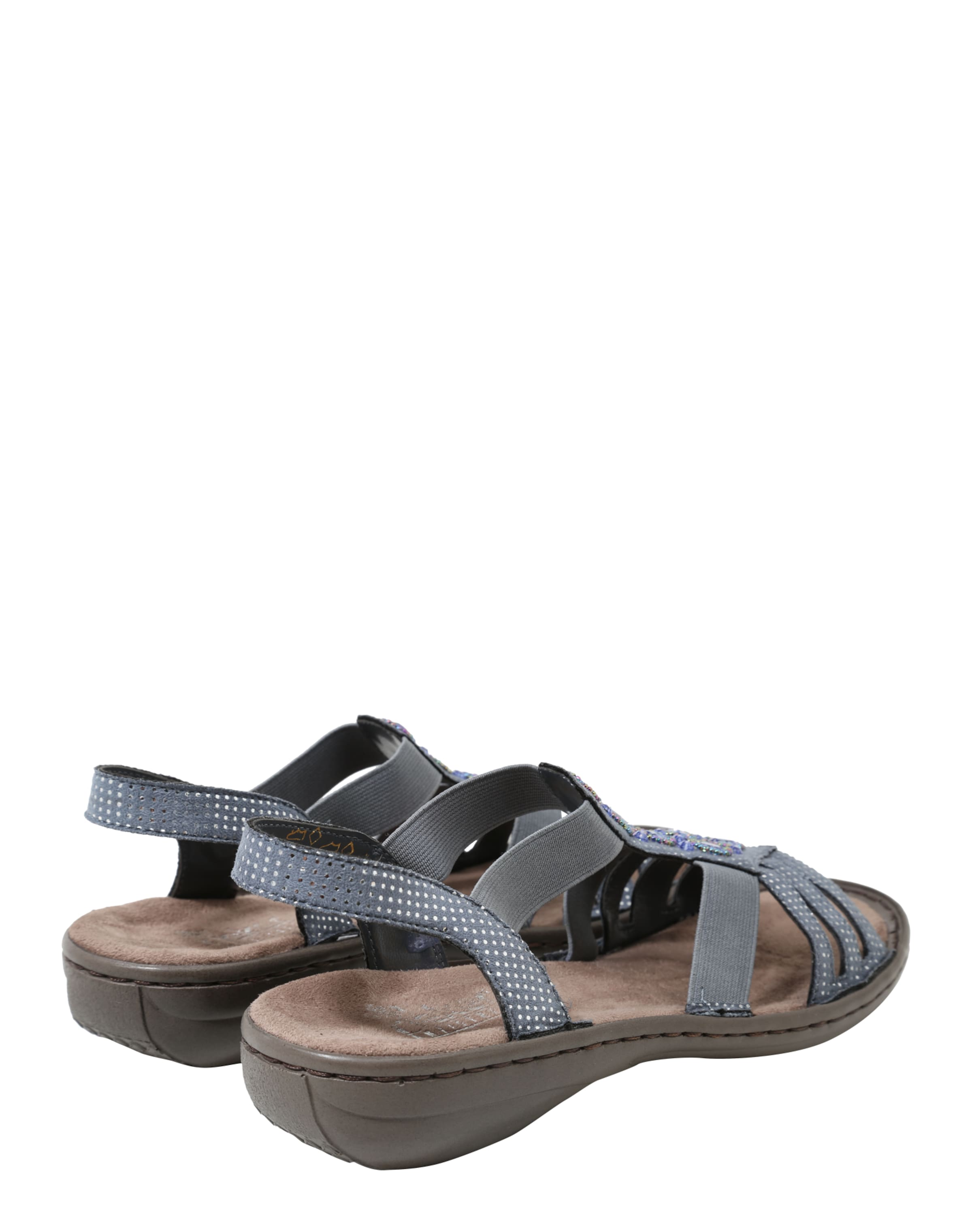 RIEKER Sandale Sandale Sandale sonstiges Material Bequem, gut aussehend 4fd9c3