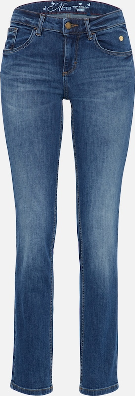 In Tom Tailor Blauw Denim Jeans 'alexa' 29DEbIYeWH