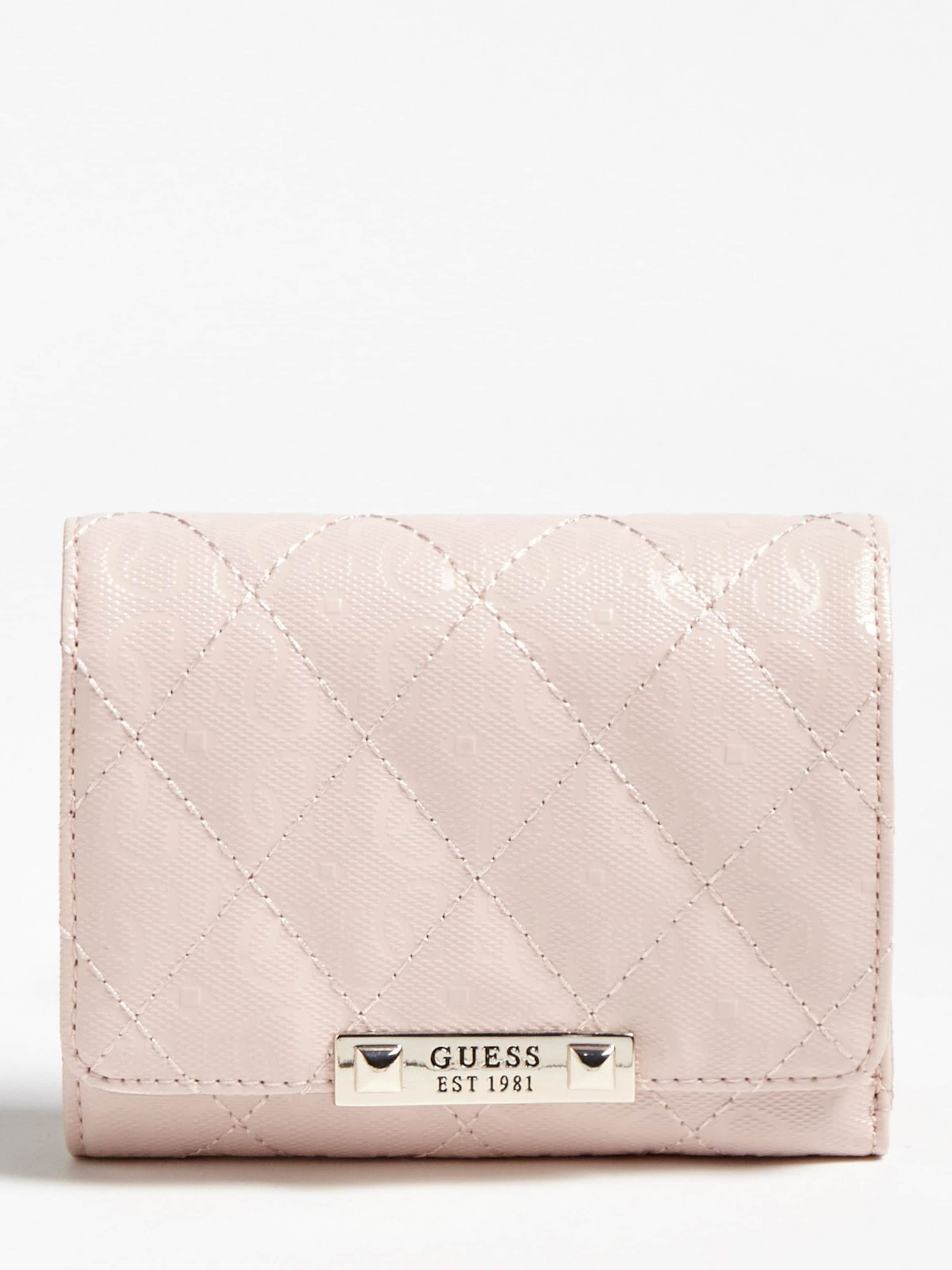 Portemonnaie Portemonnaie In 'tiggy' Guess 'tiggy' Pastellpink Guess Pastellpink In 4Aj53RL